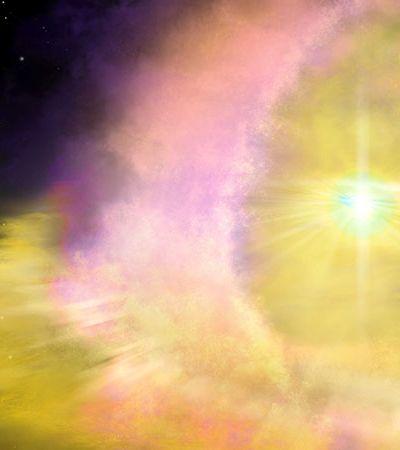 Cientistas dizem ter identificado a mais forte e brilhante explosão de estrela na história
