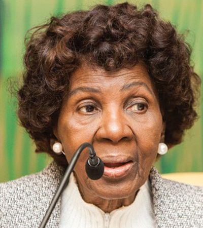 Theodosina Rosário morre aos 89 anos: quem foi a primeira vereadora negra de SP