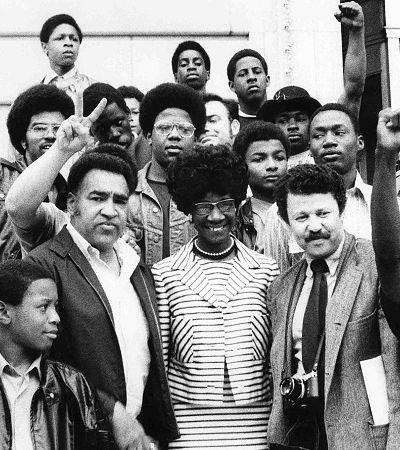 Shirley Chisholm: a 1ª mulher negra a concorrer à presidência dos EUA