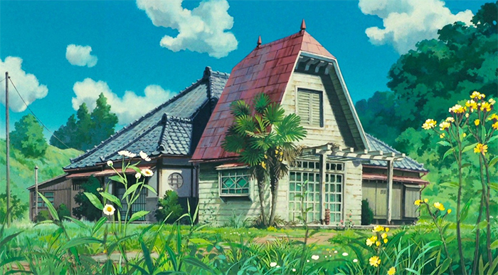 casa meu vizinho totoro 1