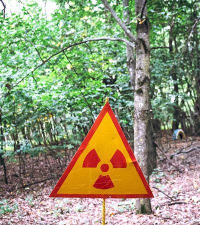 Chernobyl: radiação do ar na Ucrânia sobe com incêndio próximo da antiga usina nuclear