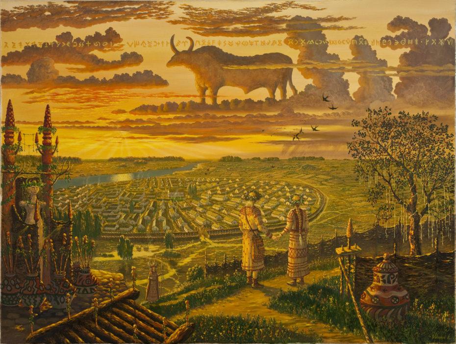 civilização antiga queimava cidades 1