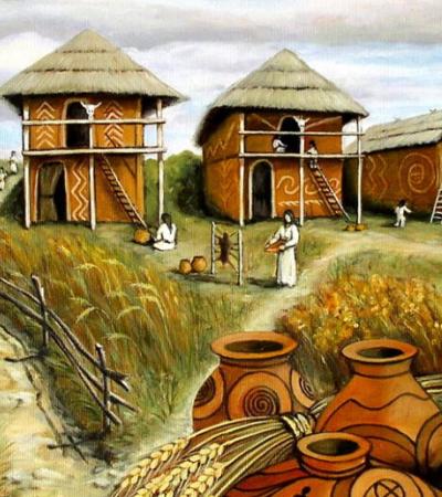 Por que as gloriosas cidades dessa civilização antiga eram queimadas a cada 60 anos