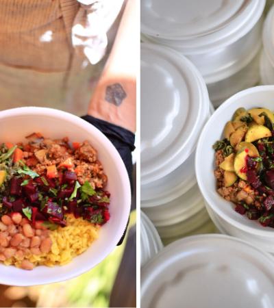 Restaurante cria forma de continuar pagando funcionários fazendo marmitas para comunidades vulneráveis