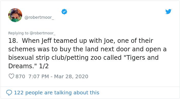 curiosidades a máfia dos tigres 12