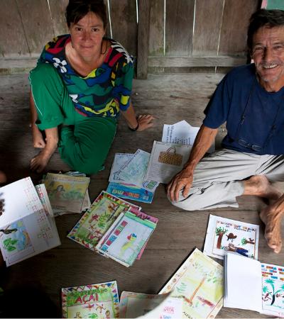 Educadores que alfabetizam crianças em comunidades isoladas dão dicas para a quarentena