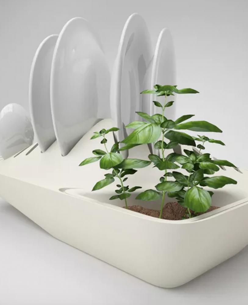 escorredor de pratos horta 3