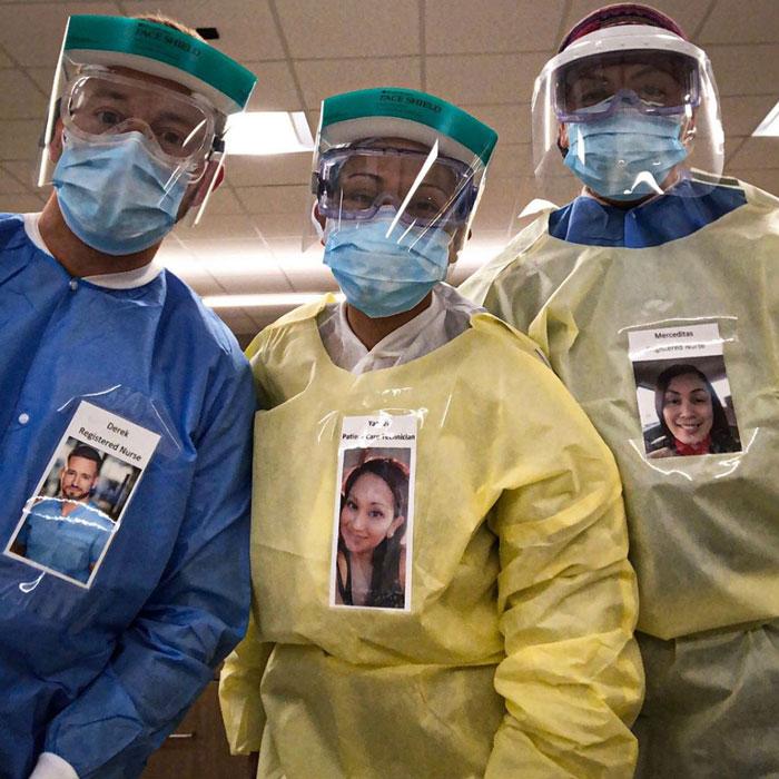 fotos médicos sorrindo aventais 2