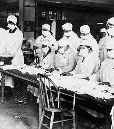 Como BH brecou Gripe Espanhola e se tornou inspiração para vencer coronavírus