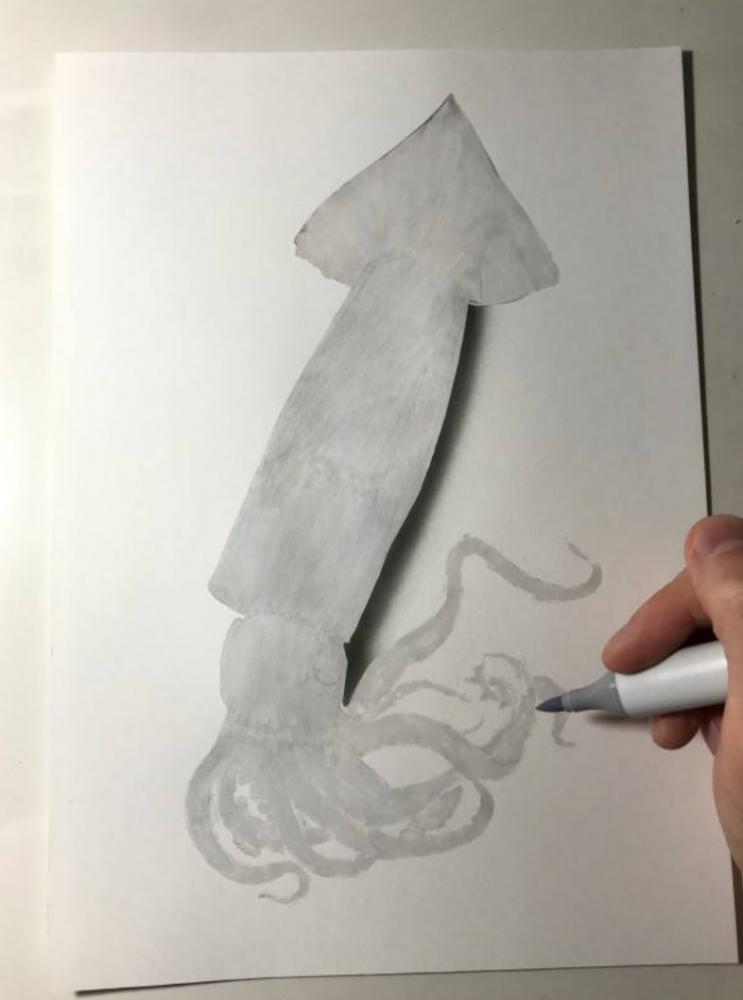 ilustração lula 3D 1