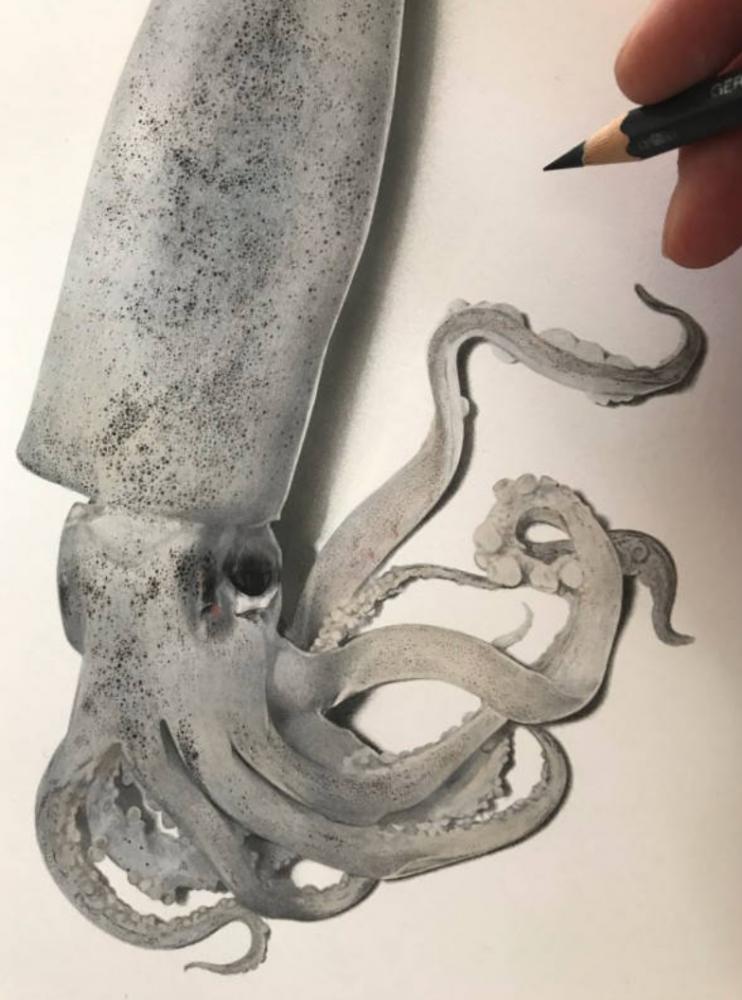 ilustração lula 3D 3
