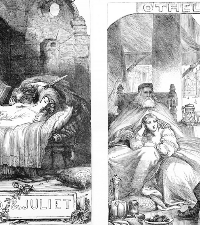 Livro de colorir com 35 ilustrações de peças de Shakespeare está disponível online e gratuitamente