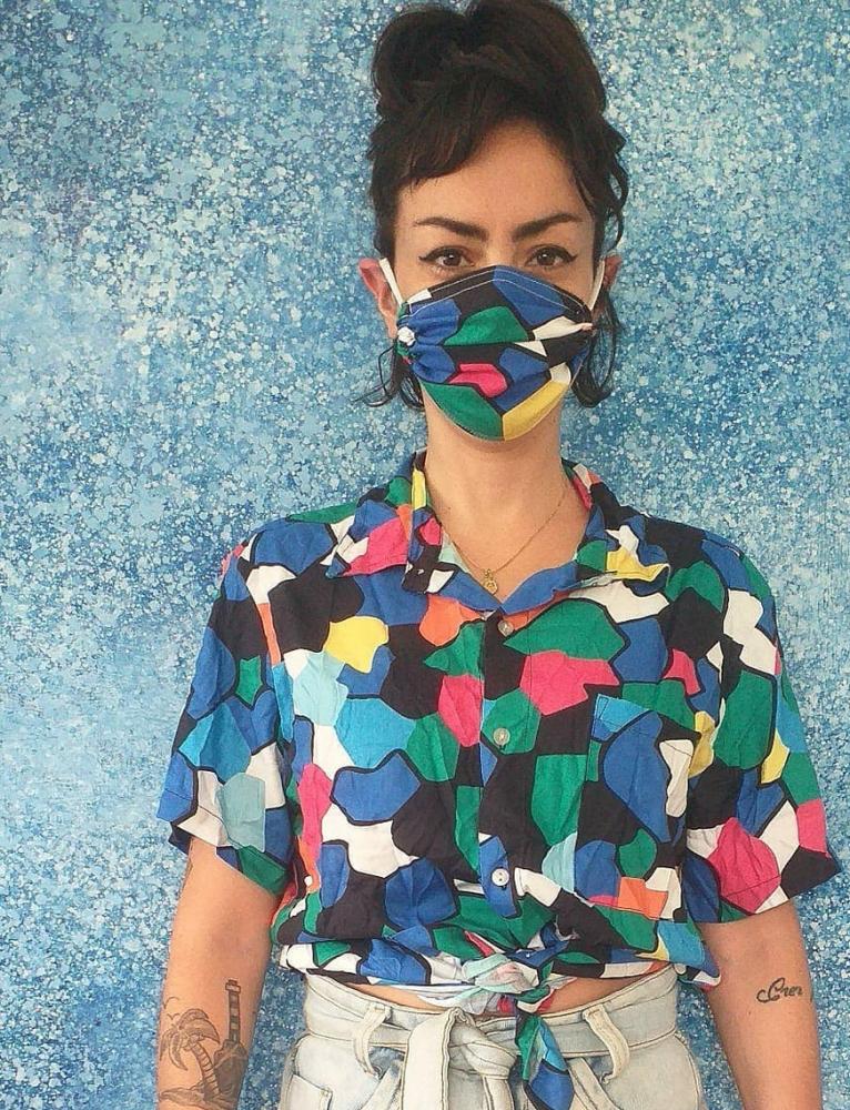 máscaras de tecido 1