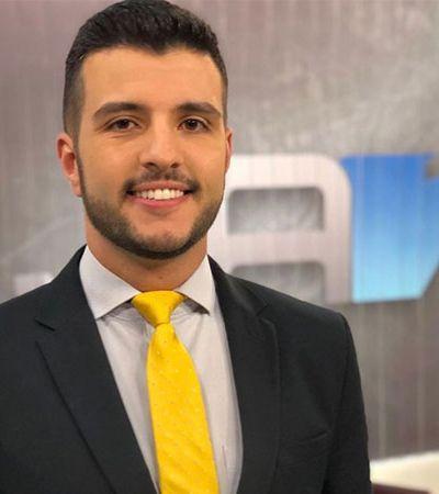 Jornalistas da Record protestam contra contratação de 1º apresentador gay do JN