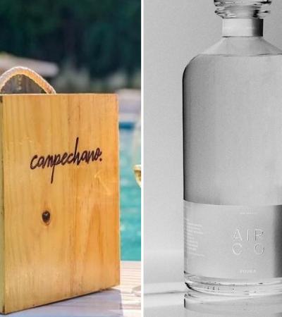 Vinho em caixa e vodca de CO2: o futuro das bebidas é sustentável
