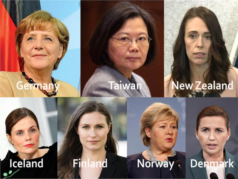 mulheres governantes forbes