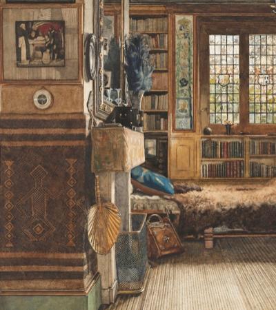 Pinturas domésticas mostram como (poucas) pessoas viviam no século 19