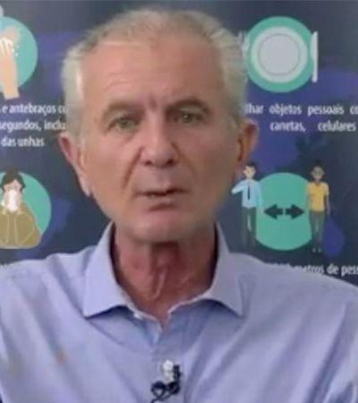 Coronavírus: o prefeito que só queria acalmar o povo, mas deixou todo mundo com medo