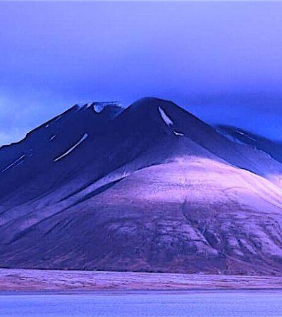 A estação de rádio no Pólo Norte que transmite jazz e blues do topo do mundo