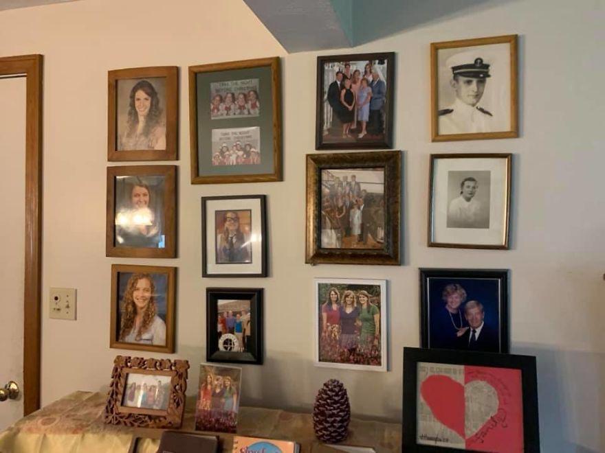 retratos de família desenhos quarentena 1