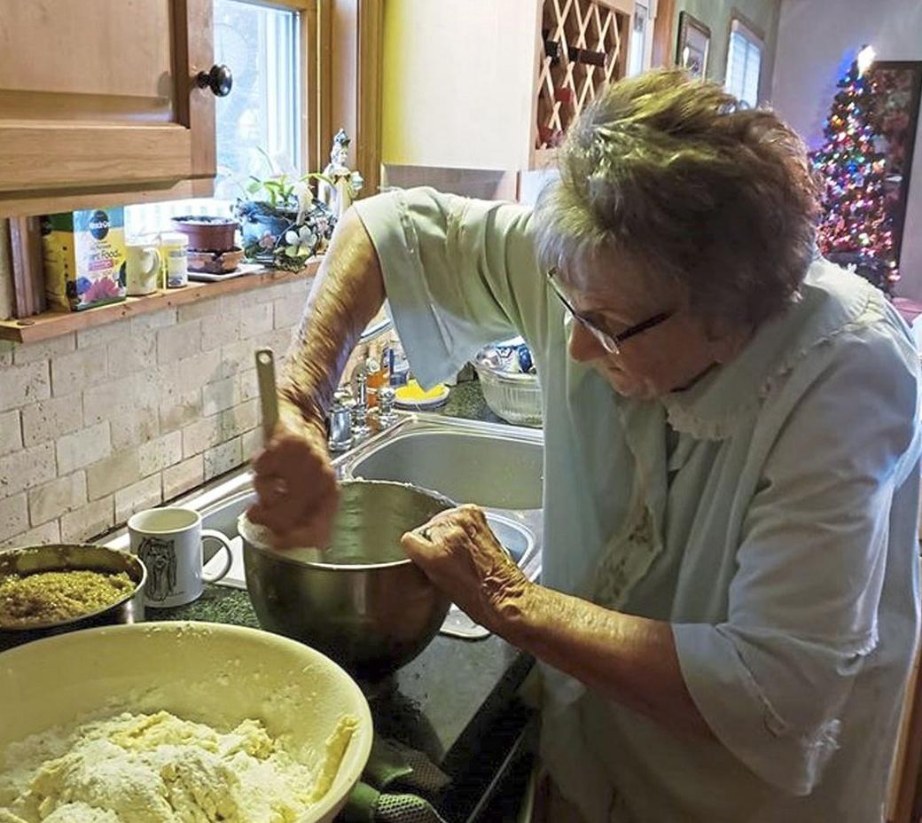 senhora 97 anos canal culinária 1