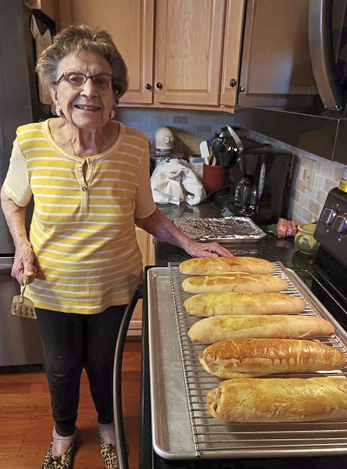senhora 97 anos canal culinária 2
