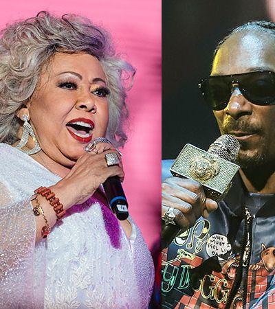 Snoop Dogg sofrendo ouvindo Alcione é o vídeo sem sentido mais lindo do dia