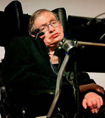 Stephen Hawking e coronavírus: família doa respirador usado pelo cientista para tratar doentes