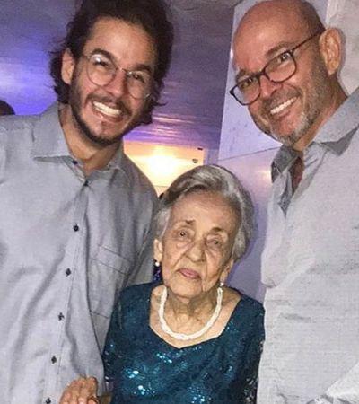 Coronavírus mata tia de namorado de Fátima Bernardes: 'Não é uma gripezinha'