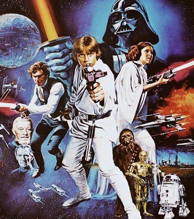 'Star Wars' celebra 'dia da força' com todos os filmes disponíveis em streaming