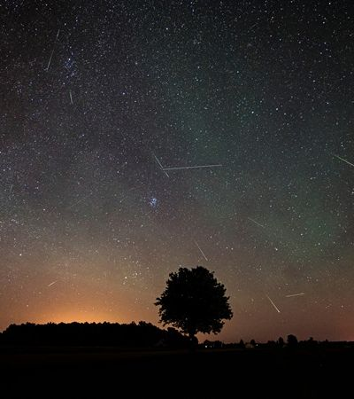 Maio com céu mais limpo terá chuva de meteoro e estrela cadente
