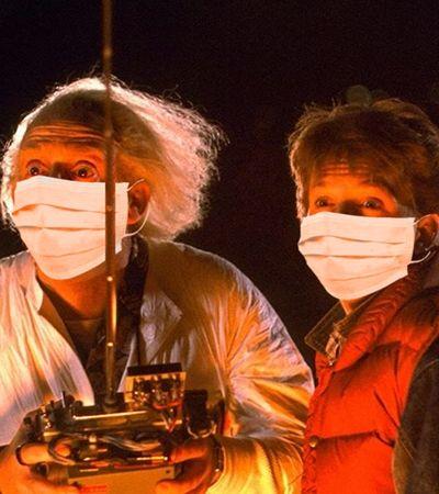 'De Volta para o Futuro': elenco brinca sobre possível filme inspirado em pandemia