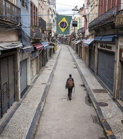 Brasil é considerado epicentro mundial da covid-19; Só 32% dos estados detalham infecções