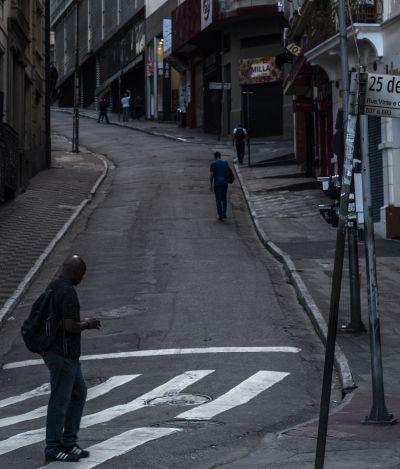 SP quer antecipar feriados para aumentar isolamento social e frear coronavírus