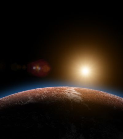 Pesquisadores usam técnica de raio-x e avançam nos estudos sobre vida fora da Terra