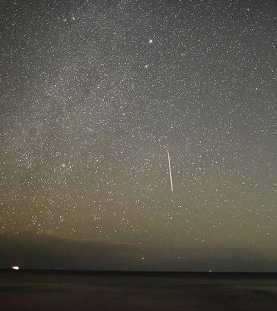 Chuva de meteoro do cometa Halley acontece hoje; Hemisfério Sul tem visibilidade melhor