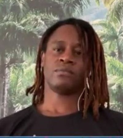 Jornalista da CNN chora e cita racismo no RS em papo com Toni Garrido sobre preconceito