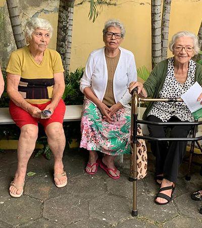 Rede de afeto ameniza pandemia e leva amor através de 5 mil ligações para lar de idosos