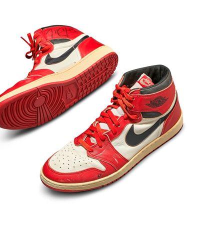 Primeiro Air Jordan é vendido por 560 mil dólares. Afinal, qual o hype do mais icônico tênis esportivo?