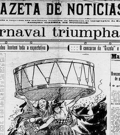 Como o Rio de Janeiro fez um dos maiores carnavais da história após a gripe espanhola