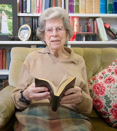 A importância da matemática falecida aos 97 anos que decifrou códigos nazistas