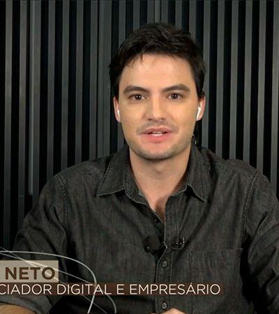 Felipe Neto diz no 'Roda Viva' que errou com impeachment e que Brasil  não precisa de 'salvador da pátria'