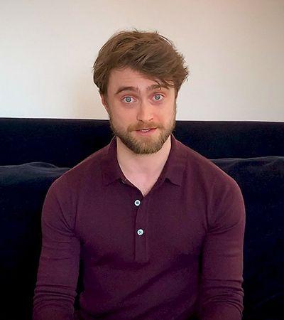 Daniel Radcliffe lê capítulo de 'Harry Potter' para amenizar quarentena