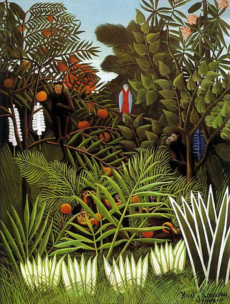 Henri Rousseau 4