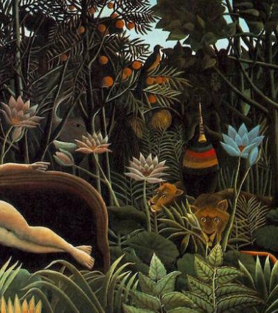 Henri Rousseau: o incompreendido mestre de pinturas surreais inspiradas na floresta