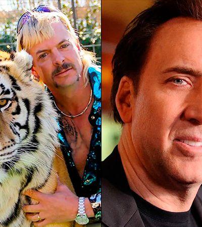 Nicolas Cage será Joe Exotic em adaptação de 'A Máfia dos Triges' da Netflix