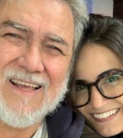 Mari Palma chora na CNN ao lembrar do pai e recebe lição inspiradora de Mario Sergio Cortella