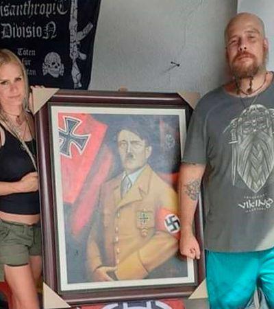 Polícia desmantela grupo nazista que tentou criar imagem de 'nazistas do bem'