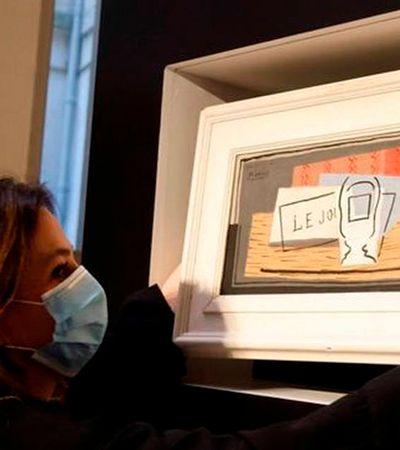 Italiana ganha um Picasso de R$ 6,1 milhões comprando uma rifa de 100 euros