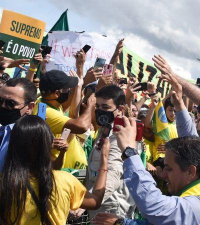 OMS coloca América do Sul como epicentro do coronavírus e Trump veta voos do Brasil
